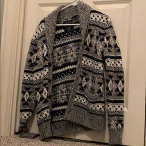 American Eagle Over Sized Cardigan